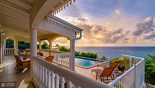 Gorgeous villa in Saint-Martin