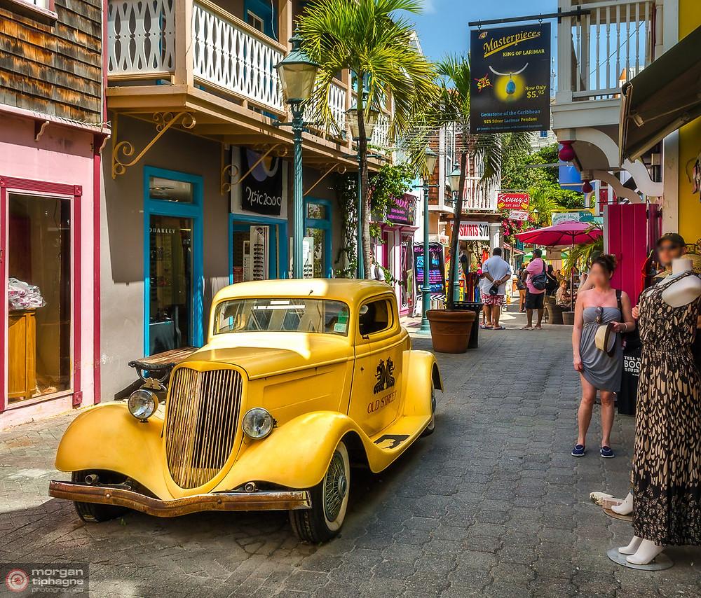 Old street Philipsburg Saint-Martin Sint Maarten Morgan Tiphagne.jpg