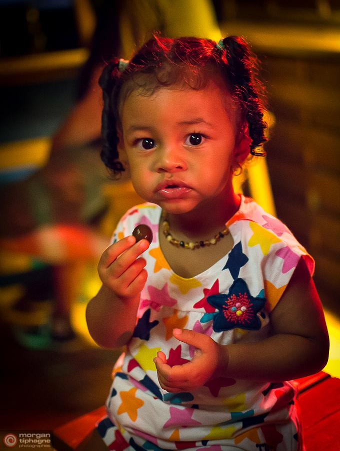 Caribbean Baby Morgan Tiphagne