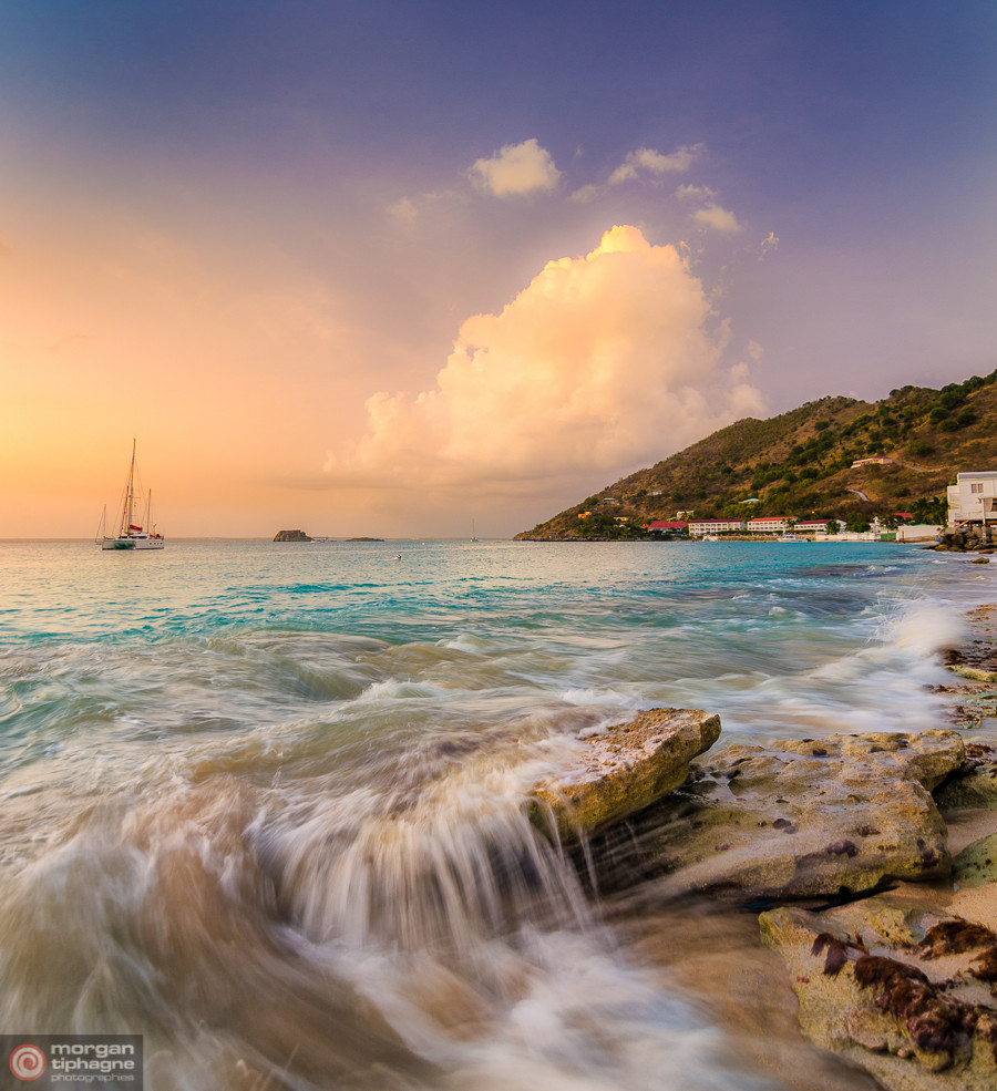 Grand Case Sunset Morgan Tiphagne Saint-Martin Sint Maarten.jpg