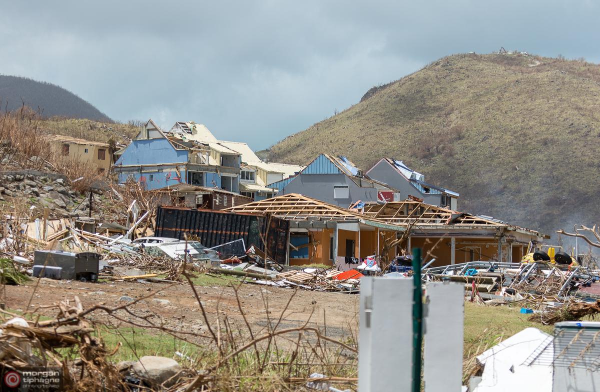 Habitations démolies