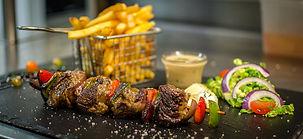 Brochette Kebab beef Saint-Martin