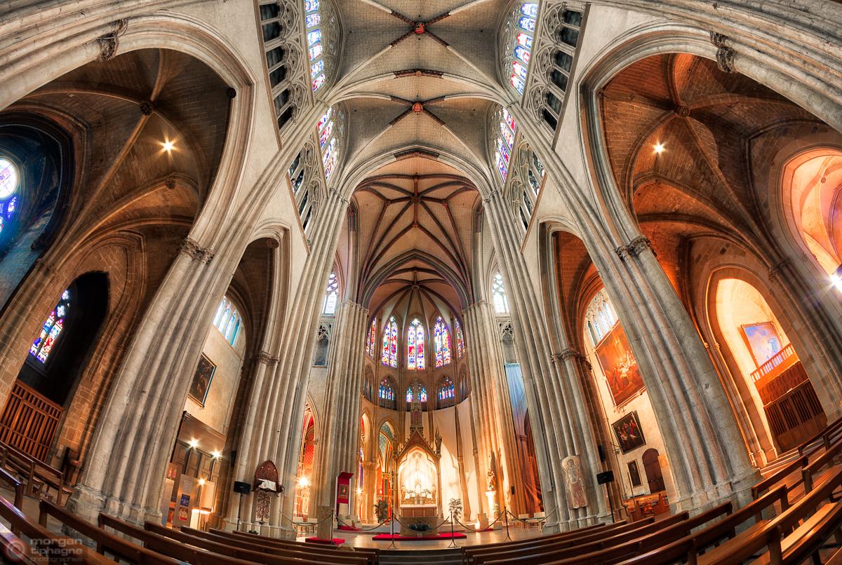 Cathedrale Sainte-Marie Bayonne