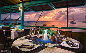 Restaurant Sunset Grand Case Saint-Martin