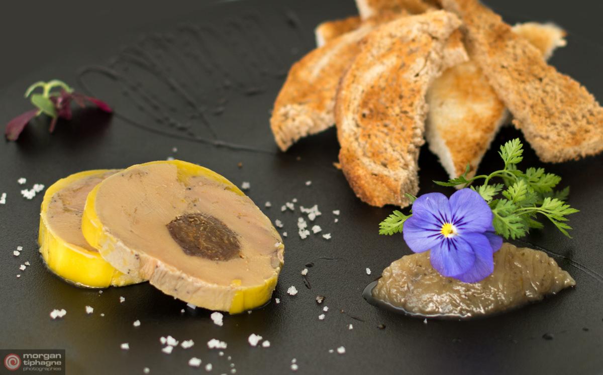 Foie Gras and duck