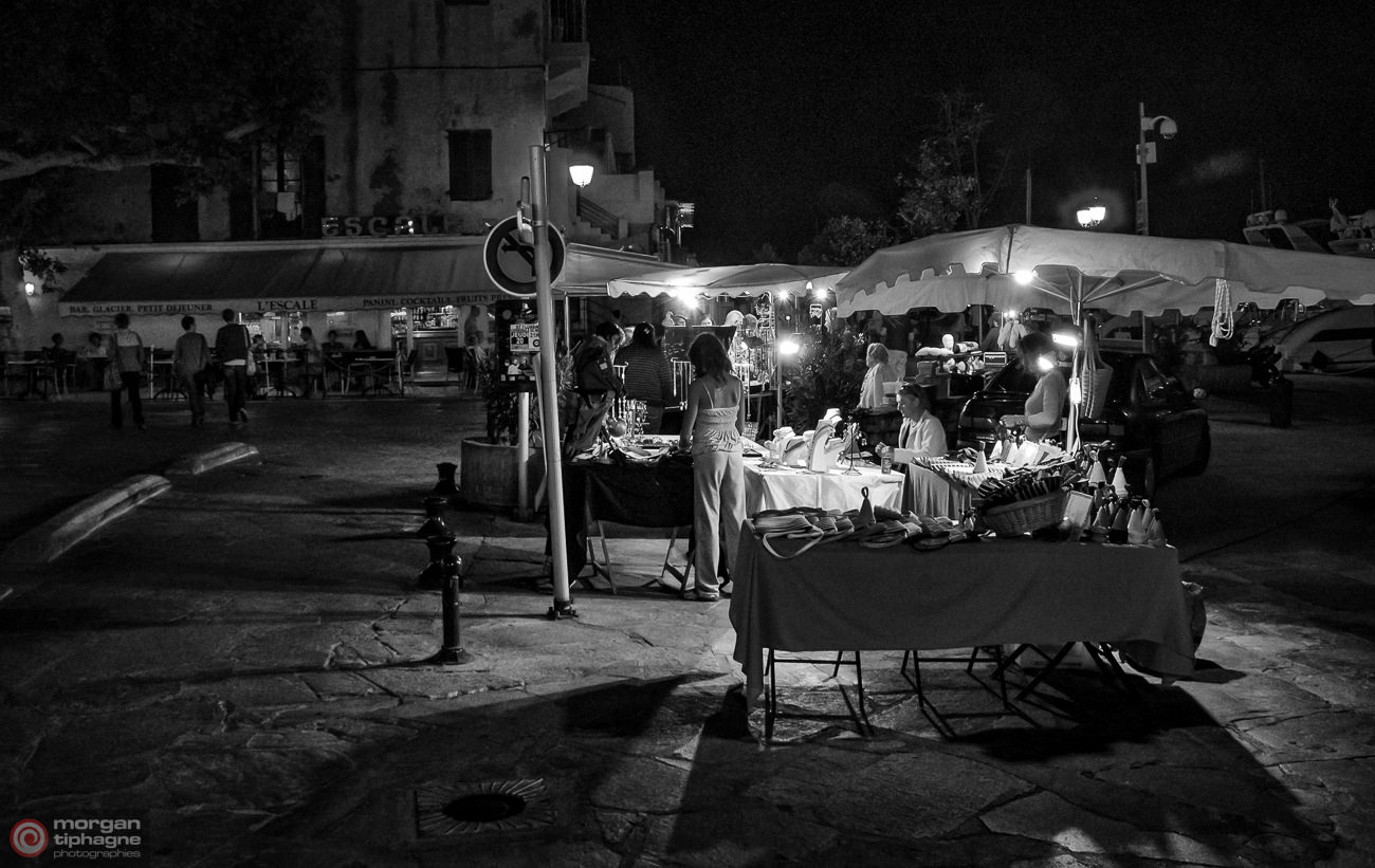 Night sellers