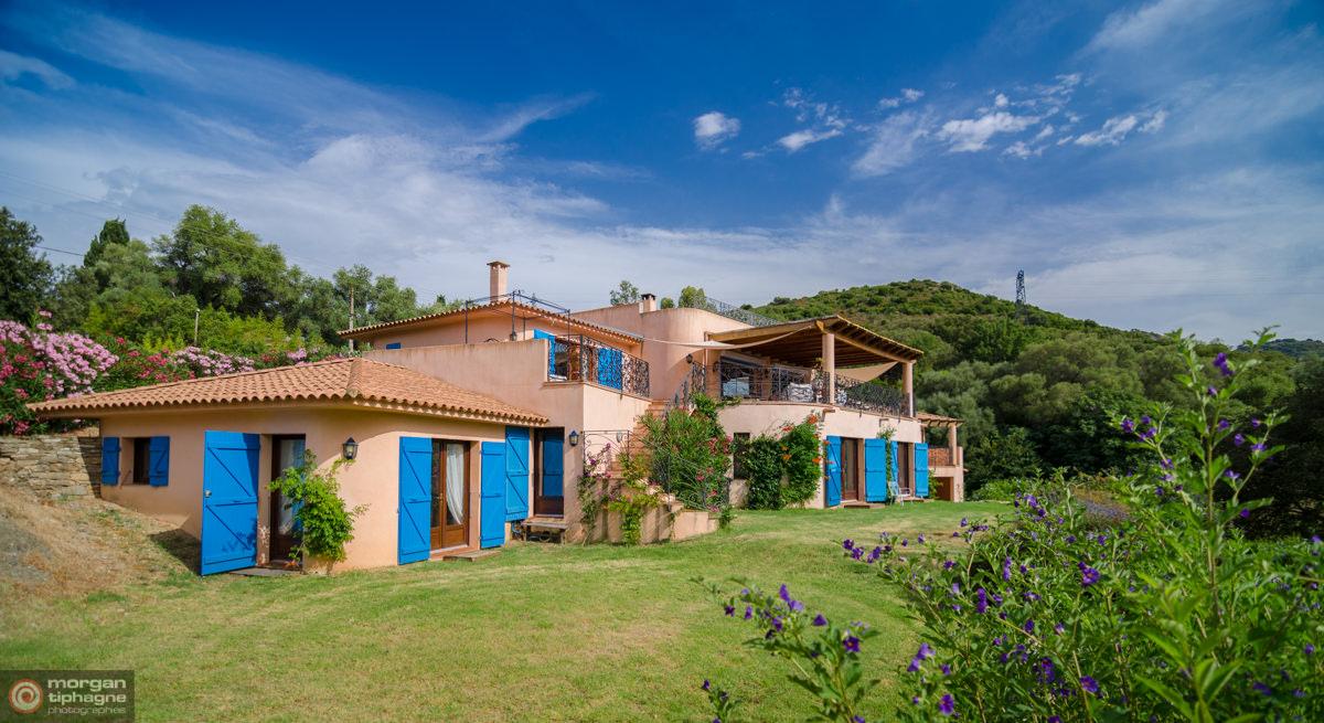 Corsica Villa
