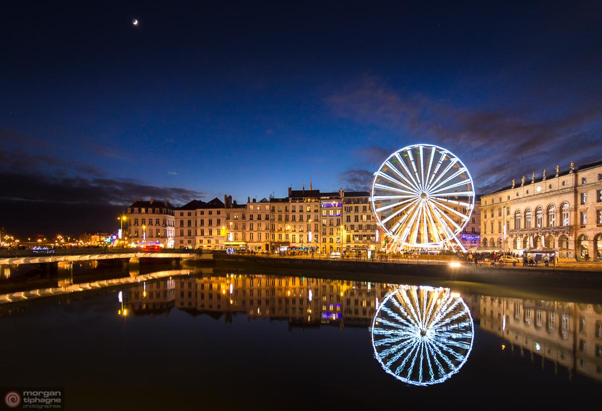 La grande roue de Bayonne