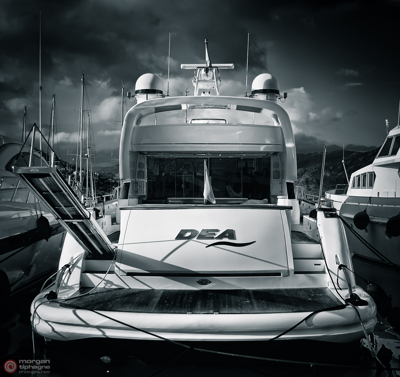 DEA boat