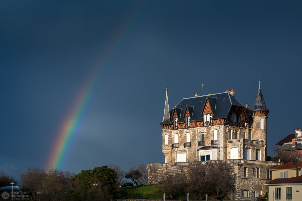 Villa Le Goeland Biarritz Morgan Tiphagne