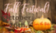 Fall Festival Simple Graphic for website