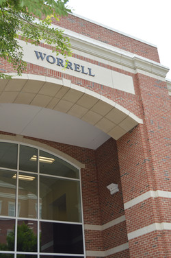 CPCC Central Campus - Worrell Hall
