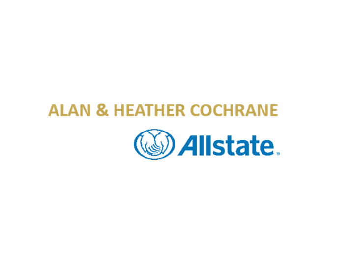 Alan & Heather Cochrane