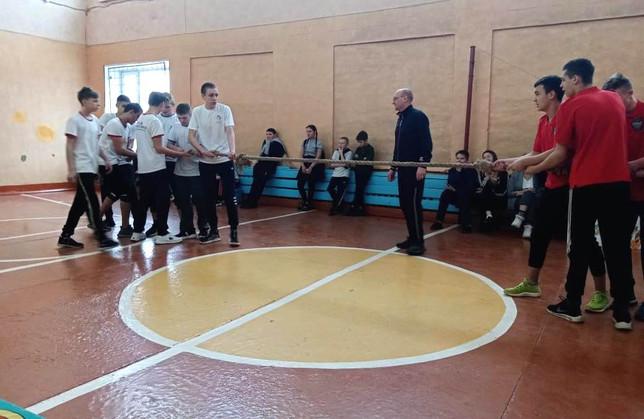 Ветераны Усть-Абаканского отделения «БОЕВОЕ БРАТСТВО»  приняли участие в военно-спортивной игре