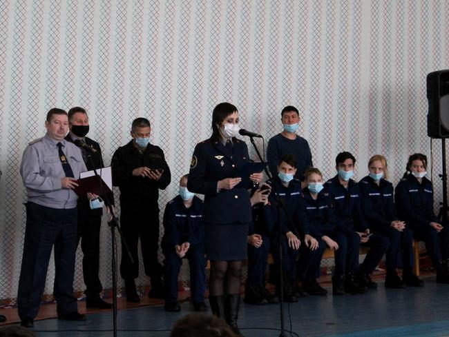Усть-Абаканское М.О. «Боевое Братство» организовало выезд учеников на военно-патриотическую акцию