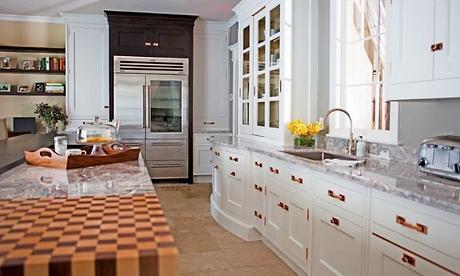 Rose Gold Kitchen knobs virginia beach