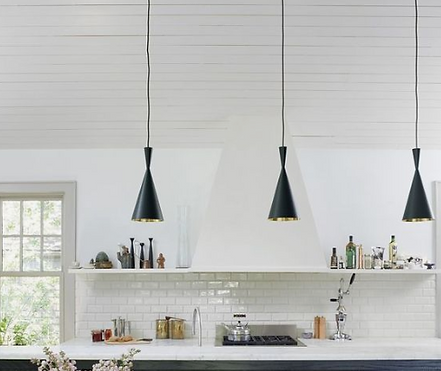 black kitchen lighting virginia beach