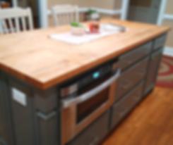 kitchen island suffolk, va