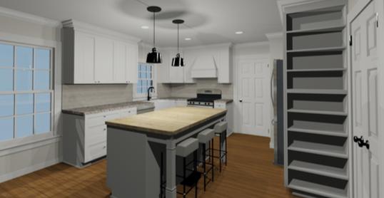 Suffolk, VA Kitchen Remodel