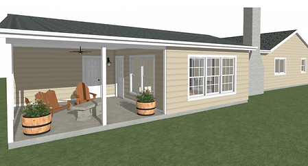 Virginia Beach, Sunroom Home Addition