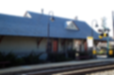 Historic Kensington Train Station