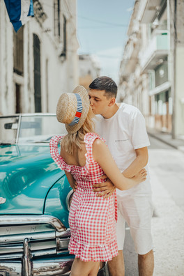 Кабриолет Куба Гавана