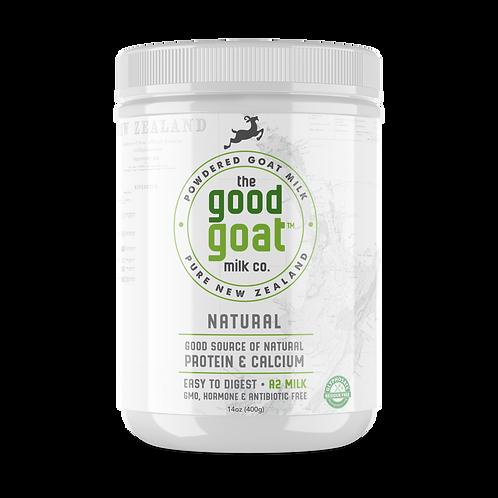 Natural, Full Cream Goat Milk Powder