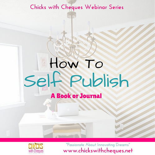 Self-Publishing Your 1st Book