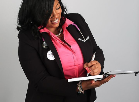 Nonprofit Guru, known as the nurse Philanthropist