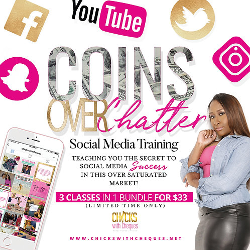 Coins Over Chatter Social Media Training