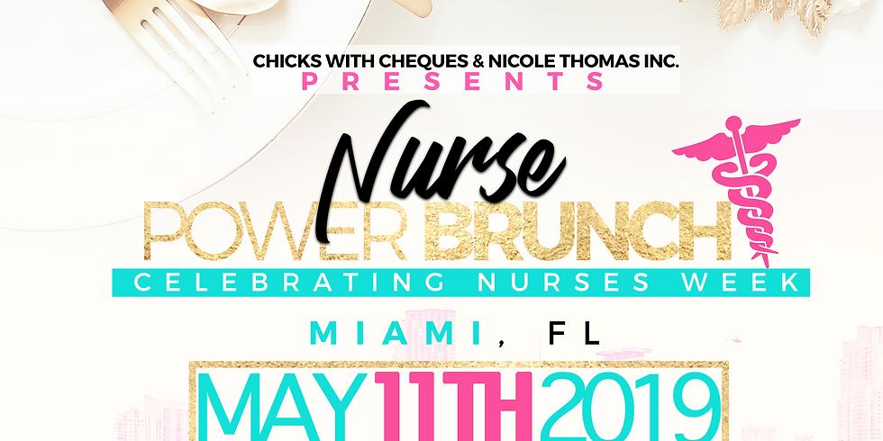 Nurse Power Brunch: Nurses Week Celebration