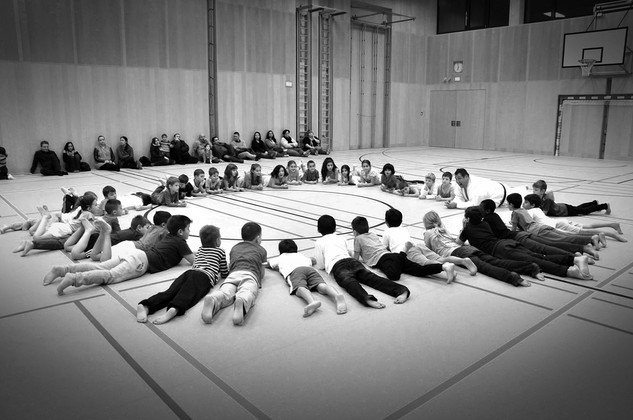 Kinder Training