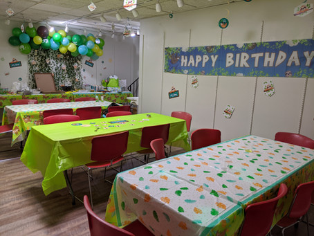 How to Plan a Unique First Birthday Theme