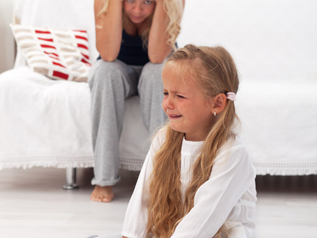 How to Determine if Your Child is Having a Sensory Meltdown or a Tantrum