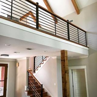 Horizontal Handrails