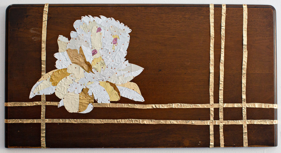 """""""Peony,"""" 'Busted Up Chifforobe' series"""