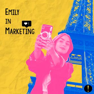 Emily in Marketing