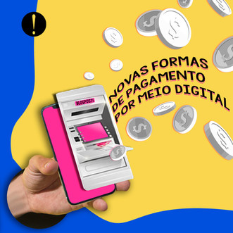 Novas formas de pagamento por meio digital
