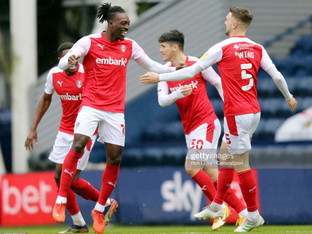 South Yorkshire Roundup: Millers Prevail at Deepdale