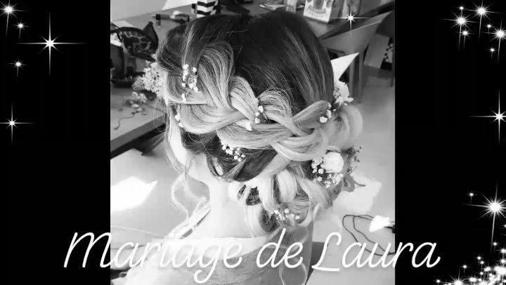 🖤Decouvrez les Reportages vidéo 🎬 🖤  Suivez nous sur INSTAGRAM ... https://www.instagram.com/cannelle_coiffure/  En cette saison des Mariages 2018 qui ce termine, je souhaite toutes vous remercier pour m'avoir accordée votre confiance pour réaliser v