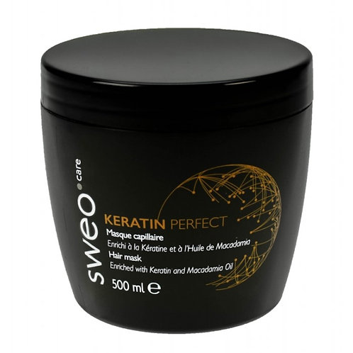 Masque restructurant Keratin Perfect Sweo Care- 500ml