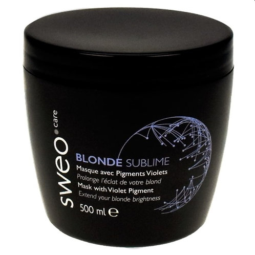 Masque Blonde Sublime Sweo Care - 500ml