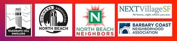 Sponsors: THD, NBBA, NBN, NextVillageSF, BCNA