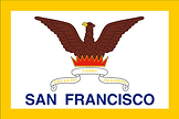 Flag of the city of San Francisco