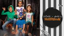 Ya está aquí la época más dulce del año ¡Halloween!