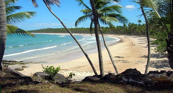 Boipeba praia Coeira