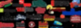 Datum's Restaurant Client's Logos