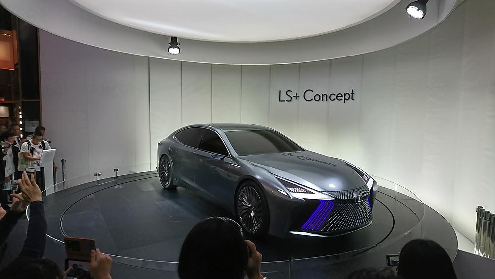 レクサス LS+コンセプト