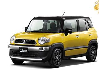 スペーシアの新型とかハスラーの小型車とか