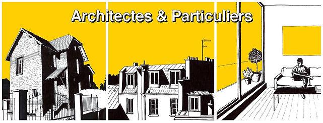 Bannière Architectes & Particuliers